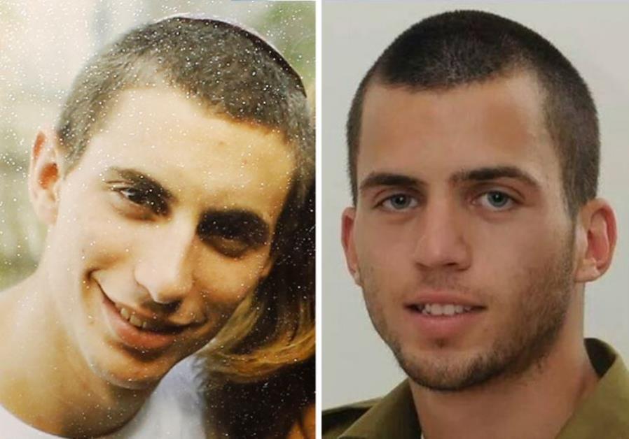 Oron Shaul Hadar Goldin