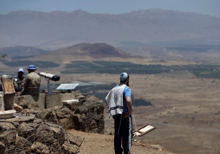 syria israel
