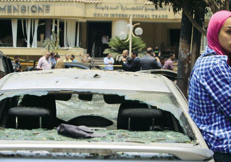 Car bomb attack in Cairo