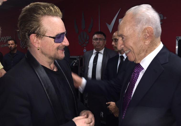 Shimon Peres Bono