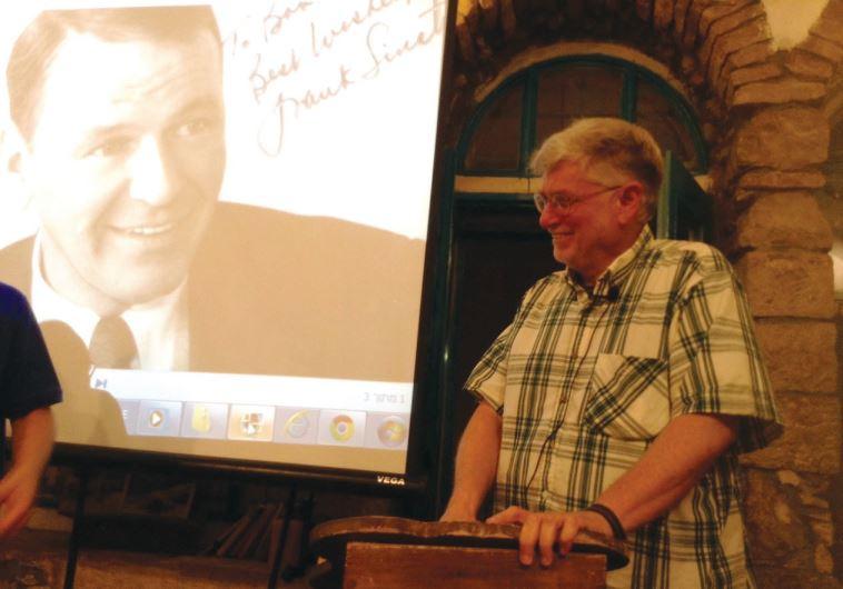Professor Shalom Goldman on Frank Sinatra's connection with Israel