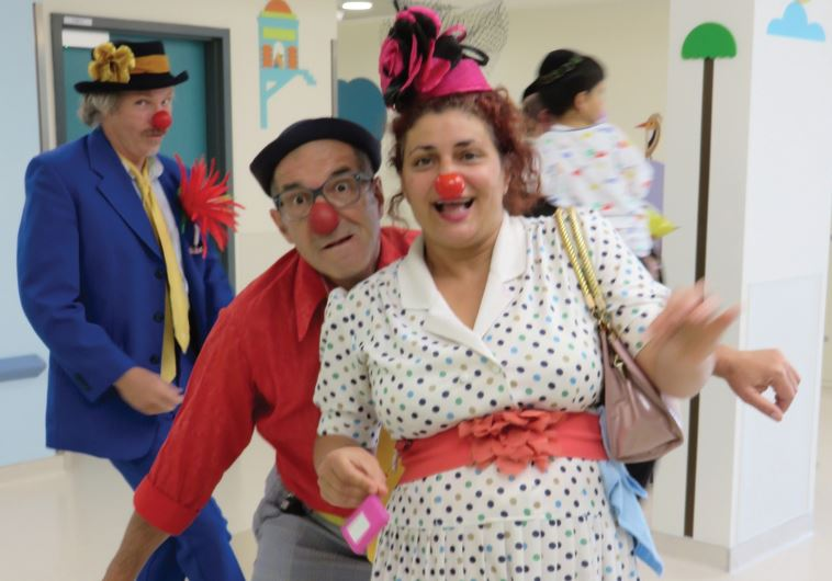 Medical Clowns Israel