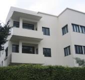 Bauhaus building in Tel Aviv