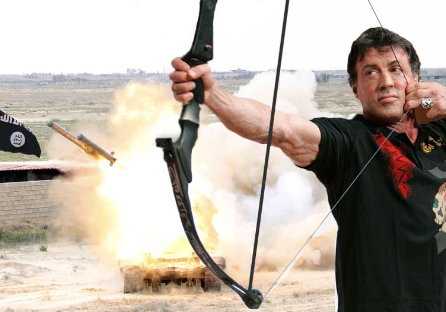 Rambo ISIS