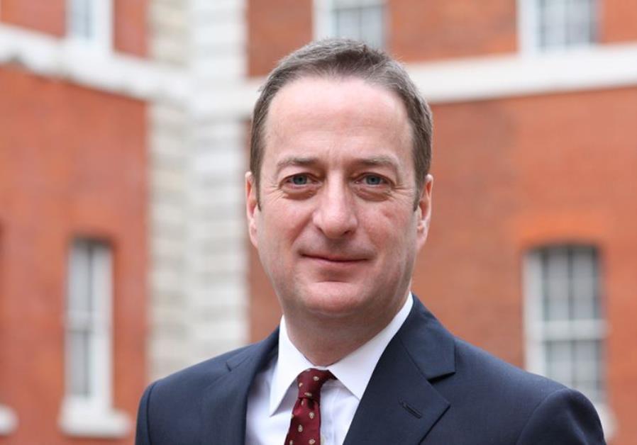 Britain's ambassador to Israel