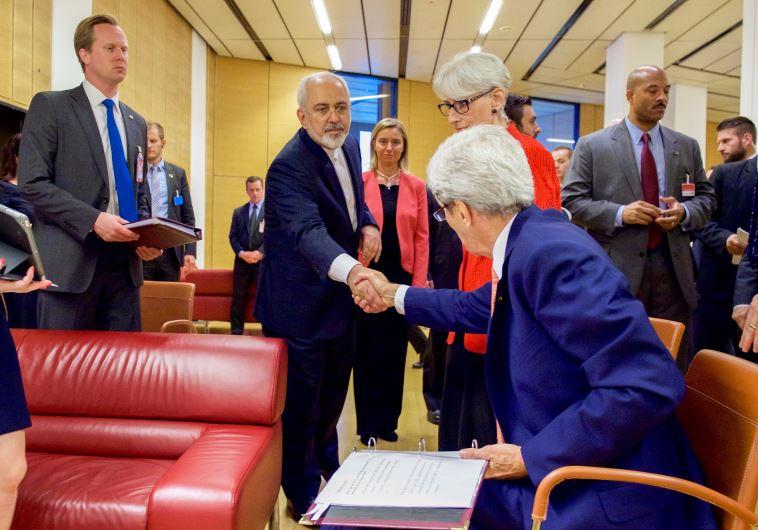 John Kerry and Zarif