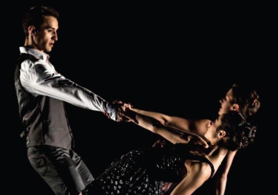The Peridance Contemporary Dance Company