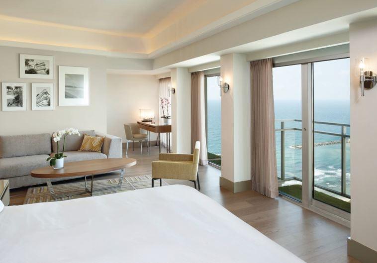 The Tel Aviv Hilton Hotel