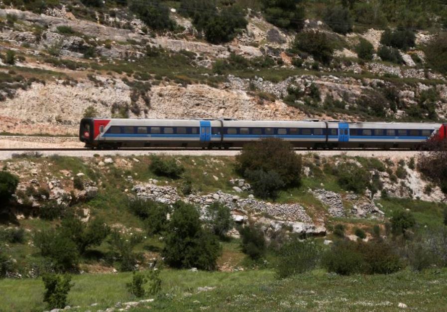 Israeli train
