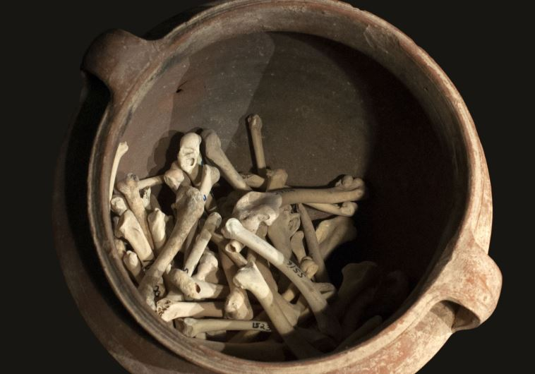 Ancient findings in Israel