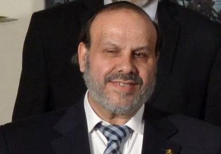 Religious Services Minister David Azoulay