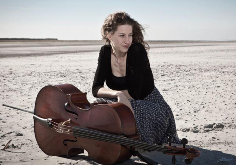 Cellist Michal Beck