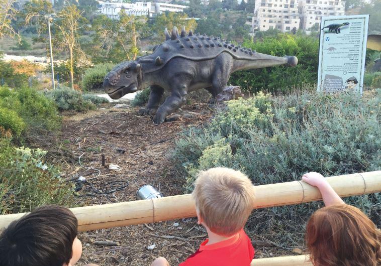 Botanical Gardens in Jerusalem