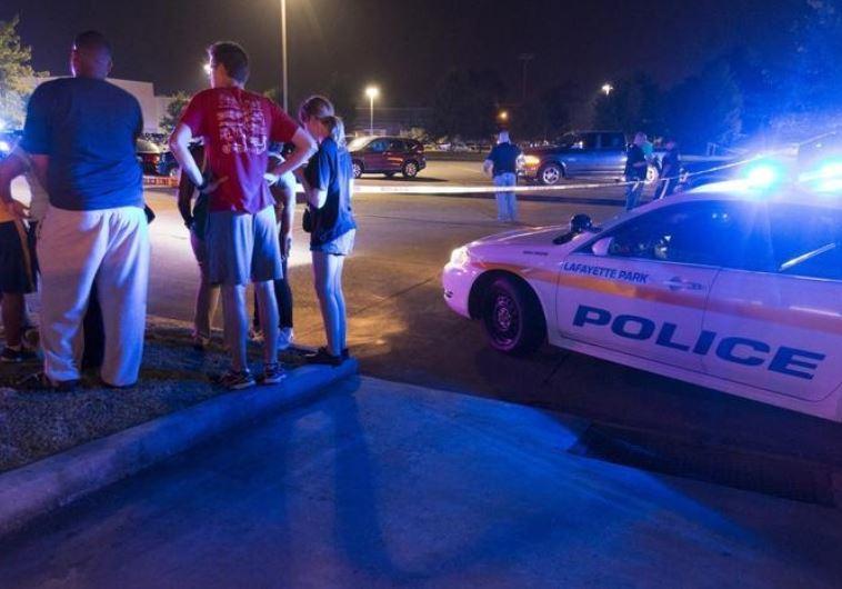 Gunman opens fire at Louisiana theater, kills 3, injures 7
