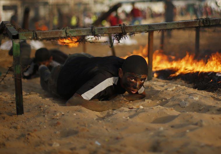 Hamas summer camp opens its doors in Gaza