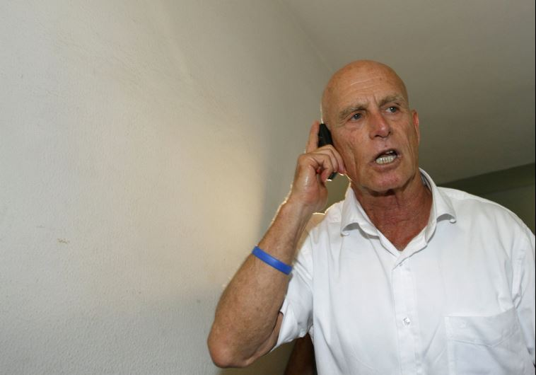 Former Shin Bet chief Ami Ayalon