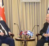 Israel Britain relations