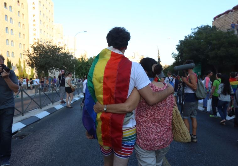 Stabbing at J'lem gay-pride parade