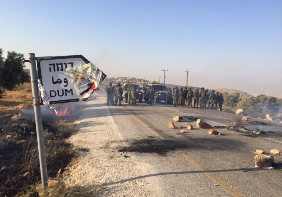 Riots close highway 458