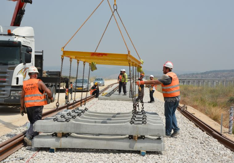 Negev Railway
