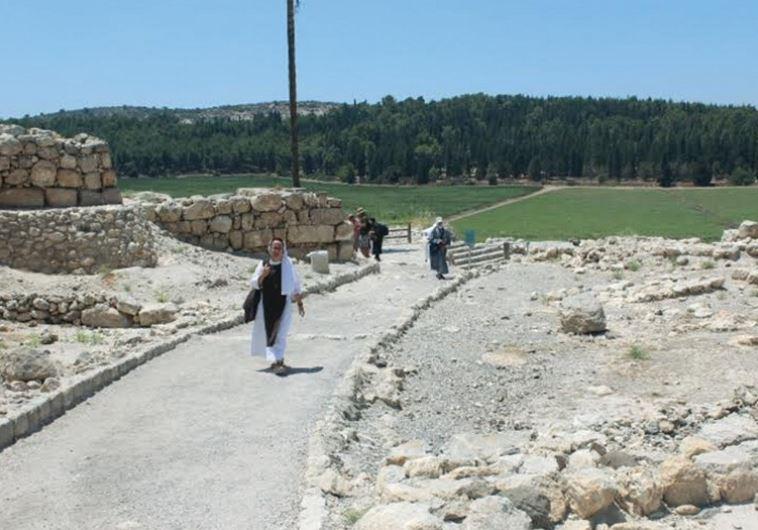 The journey through Megiddo