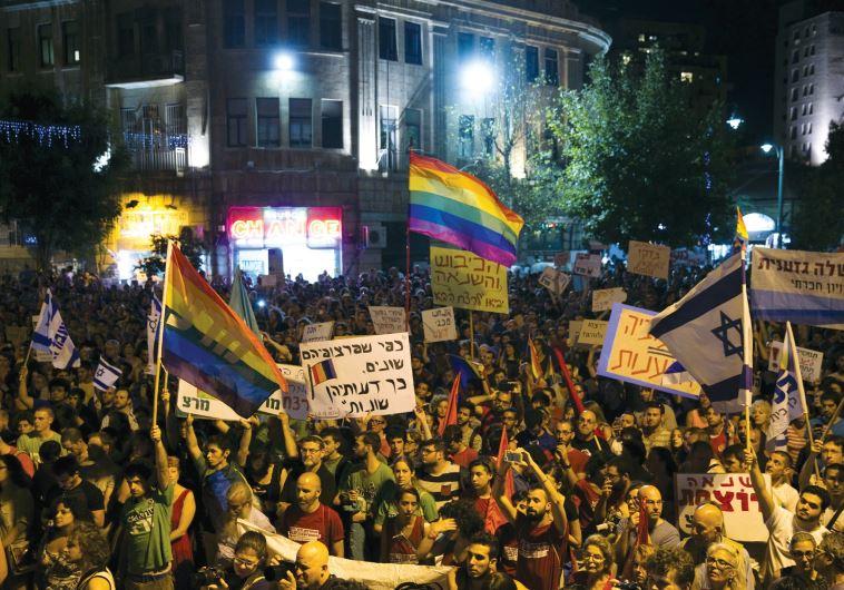Gay Pride Parade stabbings