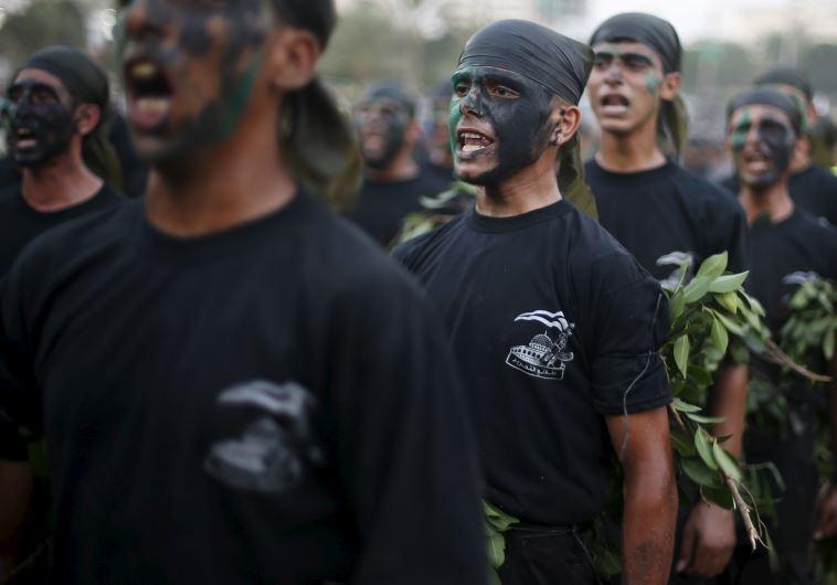 Hamas military summer camp