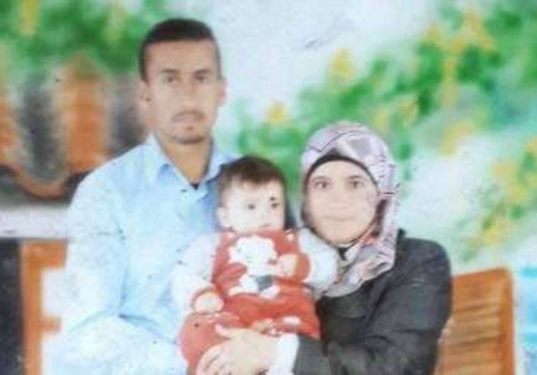 Sa'ad Dawabsha and his family