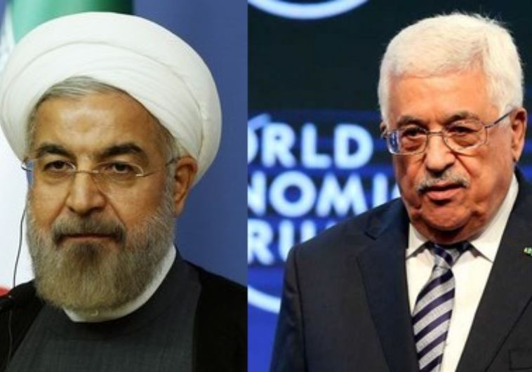 Palestinian Authority seeks to strengthen ties with Iran