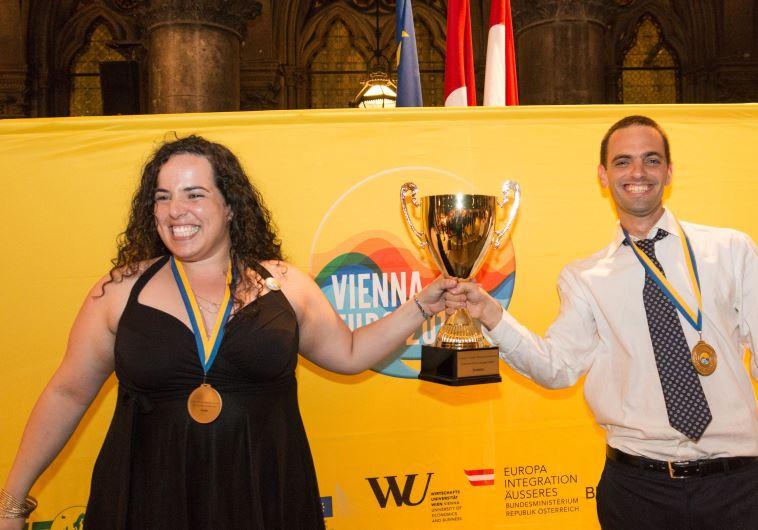 Tel Aviv University Debating Society wins first place at European Universities Debating Championship