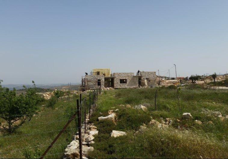 Derech Ha'avot outpost