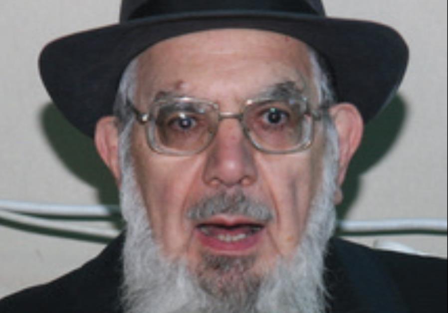 Rabbi Nahum Rabinovitch