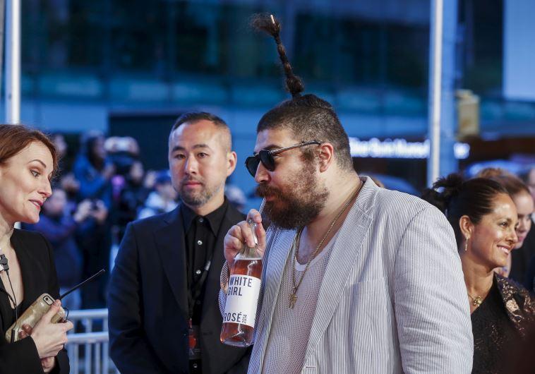 "Blogger Josh ""The Fat Jew"" Ostrovsky"