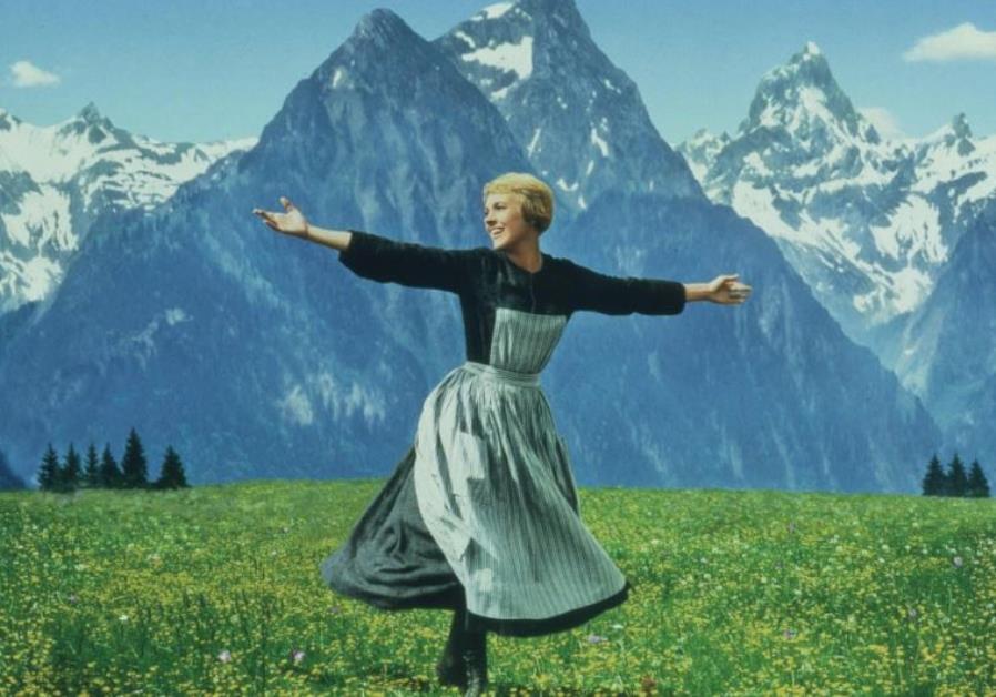 'The sound of music' movie