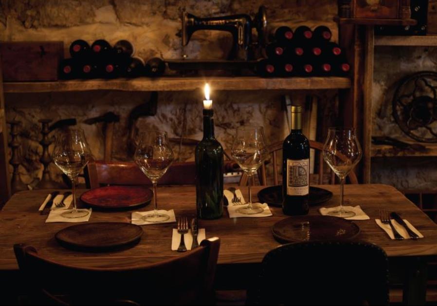Wine Bars in Tel Aviv