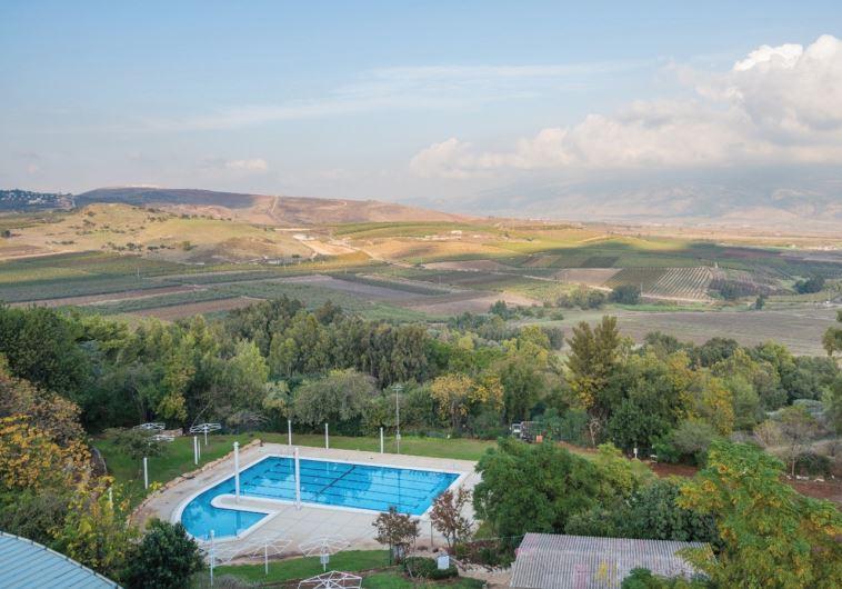 Kibbutz Kfar Giladi