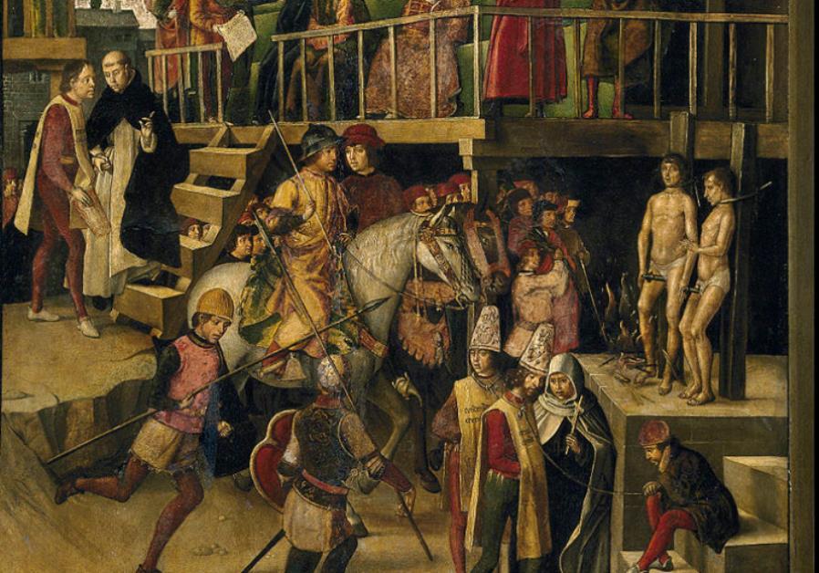 Inquisition and the auto-de-fa