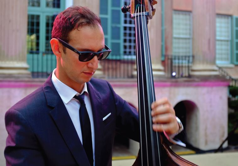 ISRAELI BASS player Gilad Abro