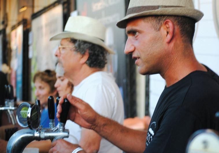 Summer beer festivals in Israel