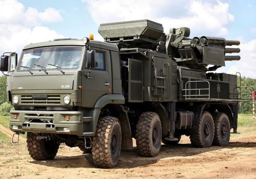 SA-22 Air Defense System