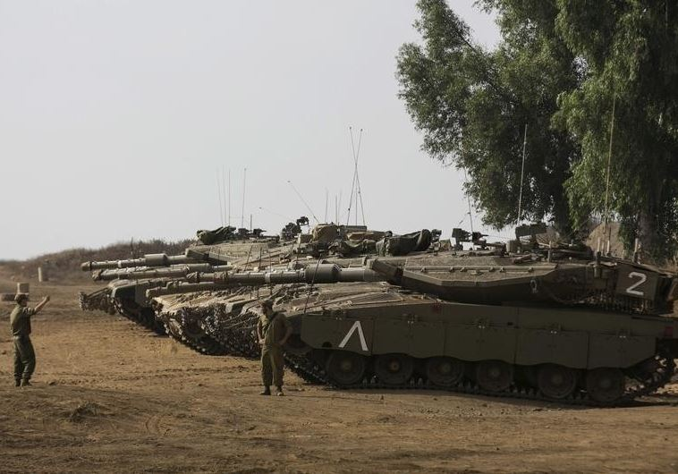 golan heights tank