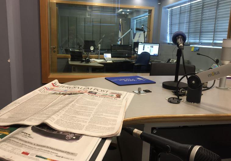 Voice of Israel radio