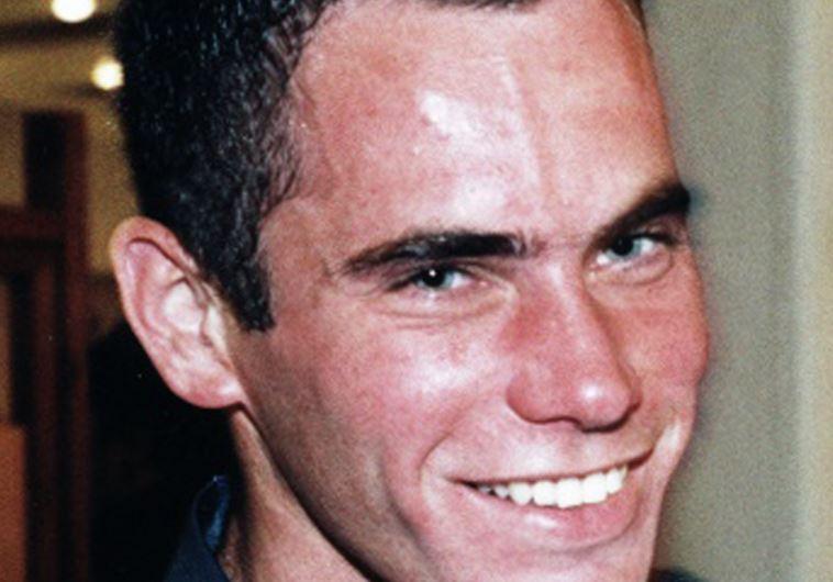 An undated handout picture released July 15, 2008 shows Israeli reserve soldier Eldad Regev