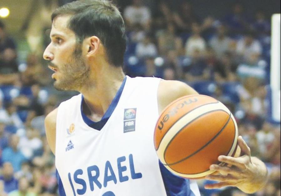 Israel forward Omri Casspi had 23 points in the national team's 86-76 defeat to Croatia