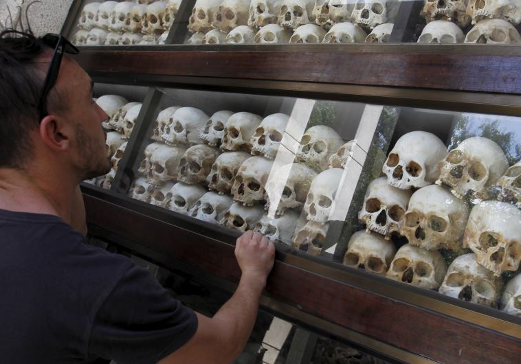 Cambodia massacre