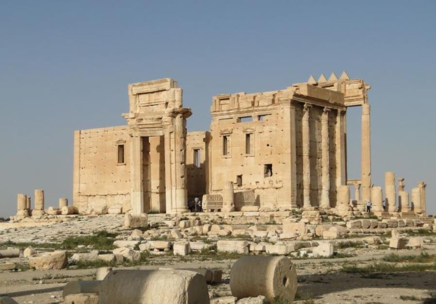 Temple of Bel, Palmyra, Syria