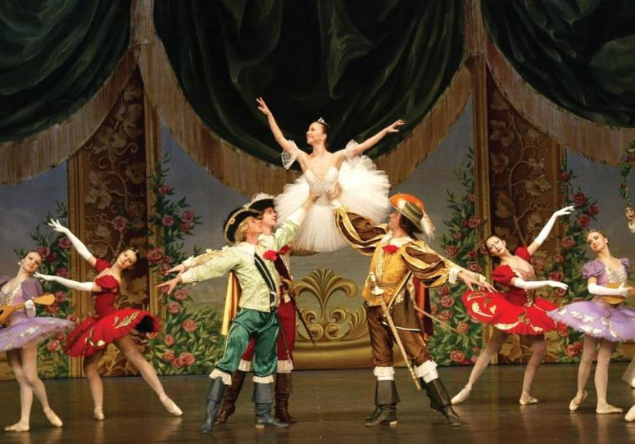 The St. Petersburg Theater Russian Ballet