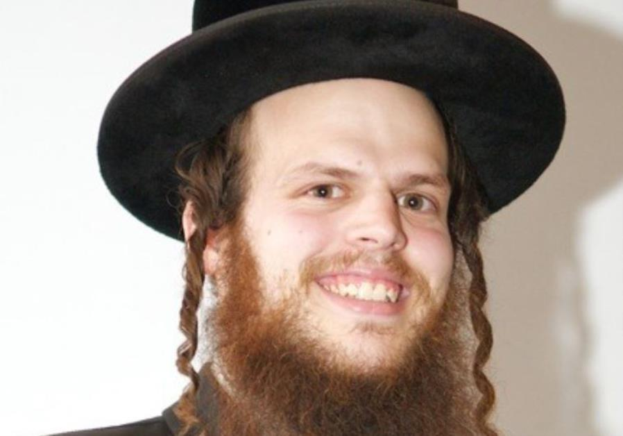 For Orthodox Jew who consults for Google - Black hat and beard mean business 04868d72268