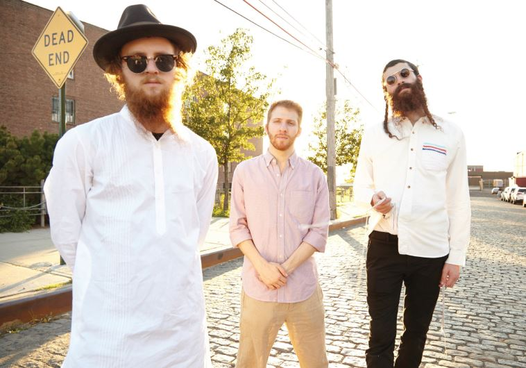 Hassidic hipster band Zusha.