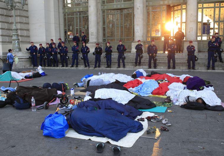 Budapest Migrants